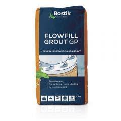 BOSTIK 20kg General Purpose Flowfill Construction Grout 30840122