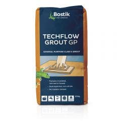 BOSTIK 20kg General Purpose Techflow Construction Grout 30840156