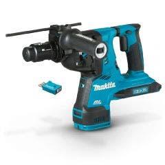 MAKITA 18Vx2 Brushless AWS 28mm SDS+ Rotary Hammer Skin with Chuck DHR283ZJU