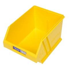 FISCHER 200 x 275 x 165mm STOR-PAK 60 Yellow Storage Bin 1H063Y