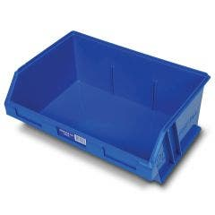FISCHER 410 x 275 x 165mm STOR-PAK 120 Blue Storage Bin 1H064B