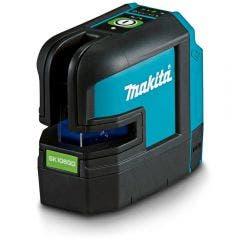 MAKITA 12V Max Green 4 Point Crossline Laser SK106GDZ