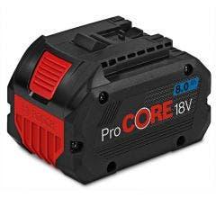BOSCH ProCORE18V 8.0Ah Lithium-Ion Battery 1600A016GK