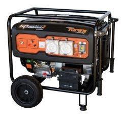 SP 8.1KVA Electric Start Petrol Generator SPGC8100E