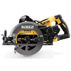 DEWALT 54V Brushless 190mm XR FLEXVOLT Circular Saw Skin DCS577N-XJ