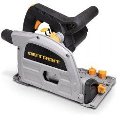 DETROIT 1200W 1 x 1400mm Plunge Saw Kit TTKIT697