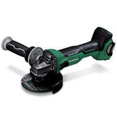 HiKOKI 36V Brushless 125mm Multi Volt Angle Grinder w. Slide Switch Skin G3613DA(H4Z)