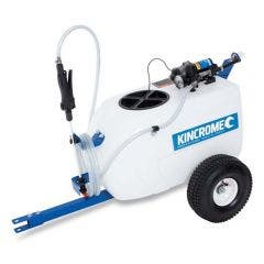 KINCROME 50L 12V Tow Behind Sprayer K16003