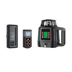 GENERAL TITANIUM Red Beam Rotary Laser Level TRL-60RS 88150