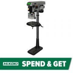 HiKOKI 380mm Pedestal Drill Press B16RM(HWZ)