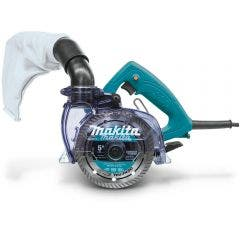 MAKITA 125mm MASONRY Saw with Diamond Blade 4100KB