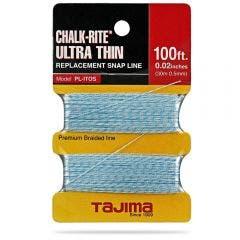 TAJIMA Chalk Line Replacement 30M Plitos