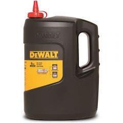 DEWALT 2.27kg Red Chalk DWHT47059