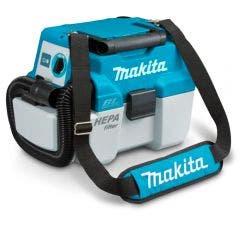 MAKITA 18V 7.5L Brushless Wet/Dry Vacuum Skin DVC750LZX1