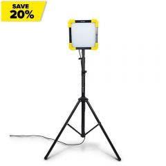 DETROIT 50W 5000 Lumen LED Worklight w/ 3.0m Tripod Kit TTKIT709
