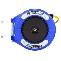 RETRACTA 3/8inch BSP Compressed Air Reel with 15m x 1/2inch Premium Air Hose AR415B-01