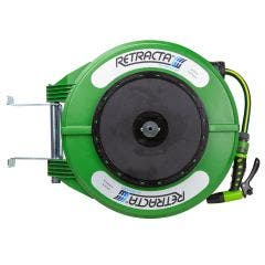 RETRACTA Garden Standard Water Reel with 18m x 1/2inch Horticultural Hose DR418G03