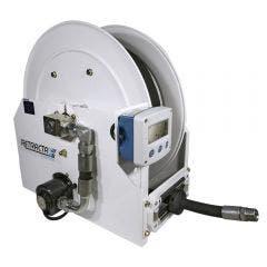 RETRACTA 1inch x 15m Cradle Diesel Hose Reel FCXD2515-01