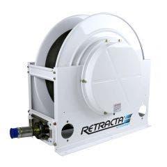 RETRACTA 1 1/2inch x 15m Cradle Diesel Hose Reel FCXD3815-02