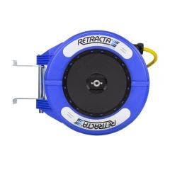 RETRACTA 3/8inch x 15m Coolant Hose Reel - Blue CL315B-01