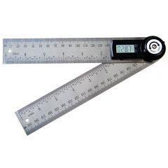 CARBATEC 200mm Digital Angle Rule DAR-200