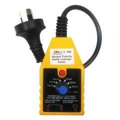 NESCO RCD Polarity Socket Tester S-1602 S-1602