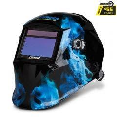 CIGWELD Prolite Auto Darkening Welding Helmet Howling Wolf 454353
