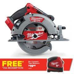 MILWAUKEE 18V Fuel 184mm Circular Saw M18FCS66-0