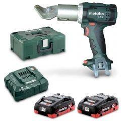 METABO 18V 2 x 4.0Ah Shear Metal Combo Kit AU60219140
