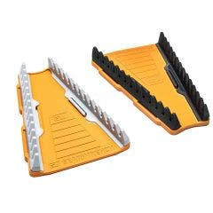 GEARWRENCH 2 pcs 13 Slot Reversible Wrench Rack 83120