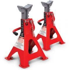 TTI 2000kg Ratchet Style Axle Stands - Pair TTIAS2000RSX2