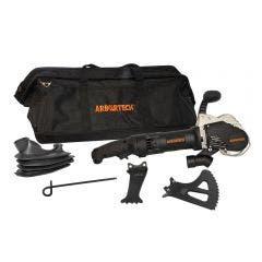 ARBORTECH 1400W 120mm Brick & Mortar Saw w. 2 Blades & Bag ALLFG17524000