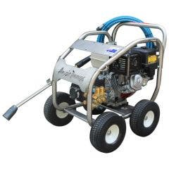 AUSSIE PUMPS 4,000 PSI Scud AB40 Power Pressure Washer ABSS40GX390