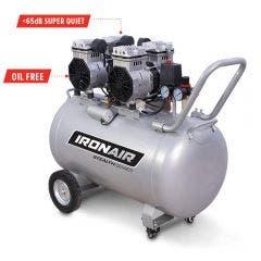IRONAIR 100L 3.0HP Super Quiet Direct Drive Compressor TTD16100OF