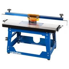 CARBATEC Bench Cast Router Table Kit w/ Mount Plate And Precision Fence RT-C685