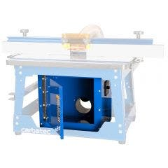 CARBATEC Router Table Dust Cabinet RT-DUSTCAB