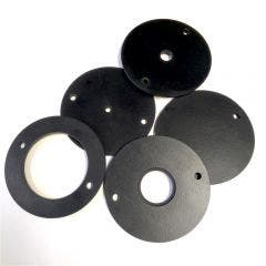 CARBATEC Router Lift Insert Ring Set RT-LIFT-INSERTS