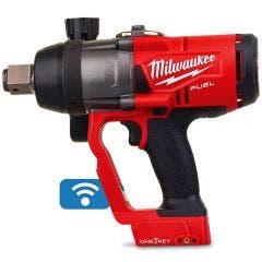 MILWAUKEE 18V FUEL Brushless High Torque Impact Wrench w/ One-Key Skin M18ONEFHIWF10