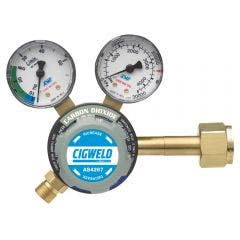 CIGWELD CO2 SI 20LPM Weldskill Regulator 201008