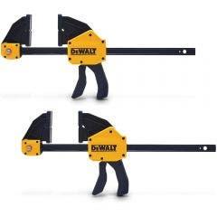 DEWALT 2pcs 300mm XL Trigger Clamps DWHT82916-1
