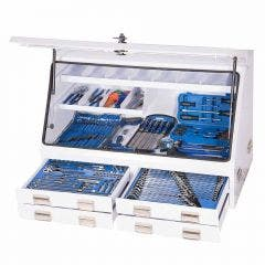 140175-KINCROME-232-Piece-1-4--3-8-And-1-2-Inch-Drive-Upright-Truck-Box-Tool-Kit-White-K1259W-HERO_main