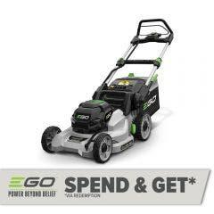 EGO 56V Brushless 420mm 5.0Ah Push Lawn Mower Kit LM1703E