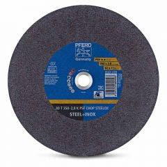 PFERD 350 x 2.8mm Low Speed Steel & Stainless Cut Off Disc - PSF-STEELOX