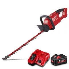 MILWAUKEE 18V FUEL 1 x 6.0Ah High Output Hedge Trimmer Kit M18CHT601