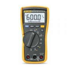 FLUKE 600V 115 True-RMS Digital Multimeter FLU115