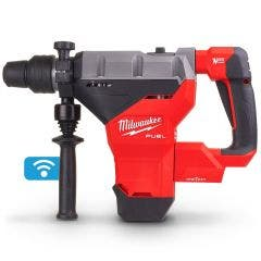 MILWAUKEE 18V FUEL 44mm Brushless SDS Max Rotary Hammer w. One-Key Skin M18FHM0