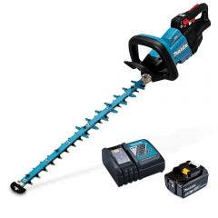 MAKITA 18V 600mm Brushless Hedge Trimmer Kit DUH602RT