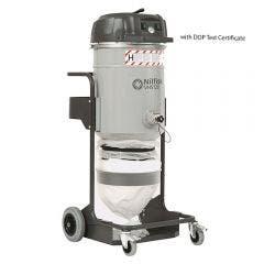 NILFISK H Class Vacuum Only VHS120 w. DOP Test Certificate 4012300029DOP