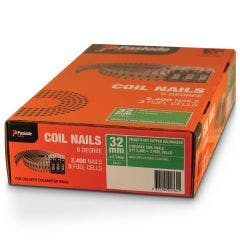 PASLODE 32 x 2.7mm HDG Coil Nails B40027