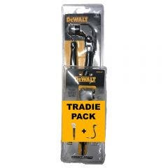 DEWALT Right Angle and Flexible Shaft Attachment Set DT70623XE